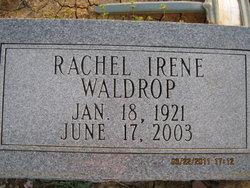 Rachel Irene Waldrop