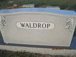 Mary Isabella Waldrop