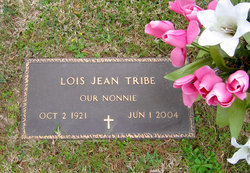 Lois Jean Nonnie <i>Sargent</i> Tribe