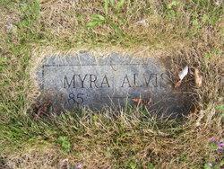 Myra Alvis