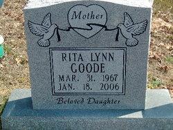 Rita Lynn <i>Goode</i> Crowden