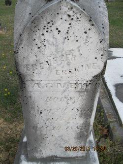 Dr Ebenezer Erskine Agnew