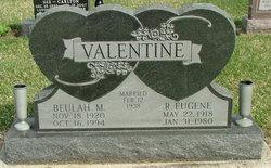 Beulah Mae Valentine