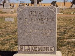 Dr Thomas Murray Blakemore