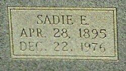 Sarah Ellen Sadie <i>Hahn</i> Crites
