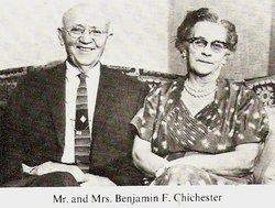 Benjamin F Chichester