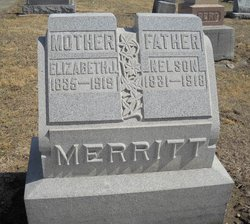 Elizabeth Jane <i>Wright</i> Merritt