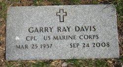 Garry Ray Davis