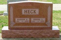 Frieda L. Heck