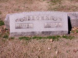 Bessie M. <i>Cowan</i> Brown