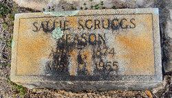 Sallie <i>Scruggs</i> Beason