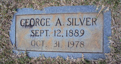 George Alfred Silver