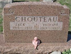 Ruth Ann <i>Hayes</i> Chouteau