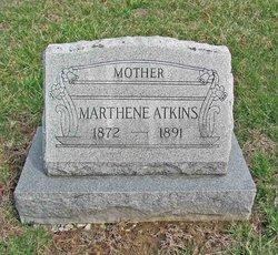 Marthene <i>Baker</i> Atkins