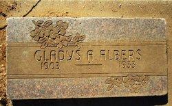 Gladys A <i>Scott</i> Albers