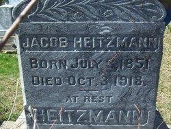 Jacob James Heitzmann