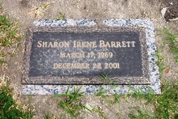 Sharon Irene <i>Hann</i> Barrett