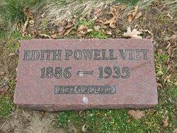 Edith Emeline <i>Powell</i> Viet