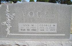 Anna Vogel