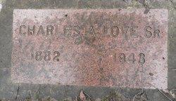 Charles Alfred Love, Sr