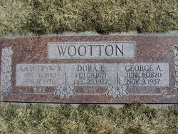 Dora Elizabeth <i>Bond</i> Wootton