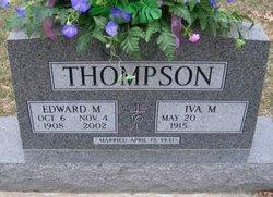 Edward M. Thompson