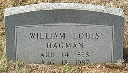 Lieut William Louis Hagman