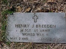 Henry J. Breeden