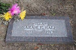 Sarah LuElender Ella <i>Taylor</i> Hale