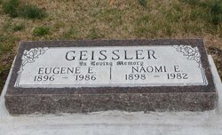 Naomi Earl <i>Taylor</i> Geissler