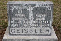 Eugene E Geissler, Sr