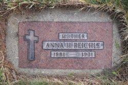 Anna <i>Keppeler</i> Reichle