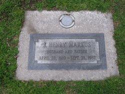 John Henry Markus