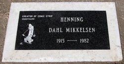 Henning Dahl Mik Mikkelsen
