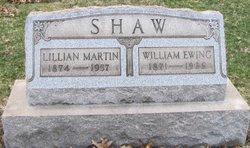 William Ewing Shaw
