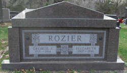 George A Rozier
