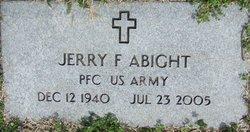 Jerry Fritz Abight