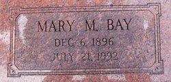 Mary M Bay