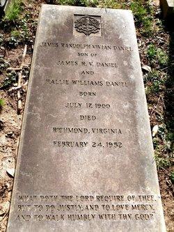 James Randolph Vivian Daniel