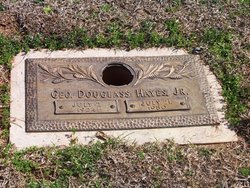 George Douglass Hayes, Jr