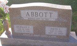 Iness Laverne <i>Jardine</i> Abbott