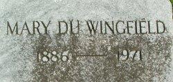 Mrs Mary Du Gogi <i>Kyle</i> Wingfield