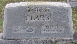 Ella M Clark