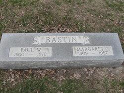 Margaret <i>Calvin</i> Bastin