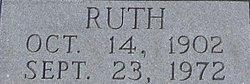 Mattie Ruth <i>Kilpatrick</i> Barron