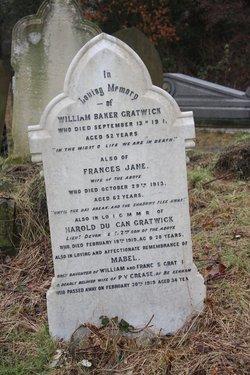 William Baker Gratwick