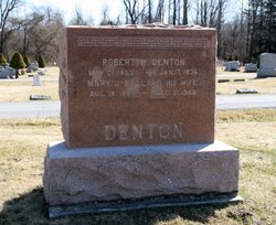 Mary J <i>Ballard</i> Denton