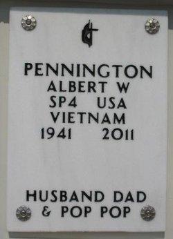 Albert W. Pennington