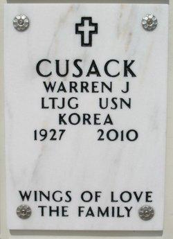 Warren J. Cusack