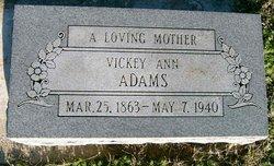 Vickey Ann Adams